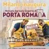 Da mercoledì 07 Novembre 2018: il Mercato Coperto di Porta Romana in Via Friuli 10A a Milano